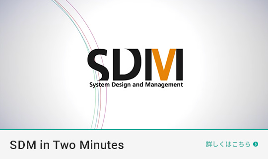 SDM in Two Minutes